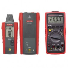 Amprobe AT6010/AM530 600 V AC/DC Advanced Wire Tracer Kit (AT-6010) with True-RMS Auto/Manual Ranging Electrical Contractor Multimeter (AM-530)