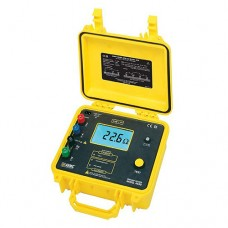 AEMC 4630 (2130.44) 4-Point Digital Ground Resistance Tester with Rechargeable Battery Pack