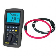 AEMC 8220 W/193-24-BK (2130.93) Power Quality Meter w/ 193-24 Ampflex Current Probe