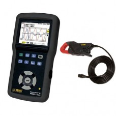 AEMC 8230 W/MN193-BK (2130.87) PowerPad Jr. Power Quality Meter w/ MN193 Current Probe
