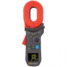 AEMC 6418 (2141.03) Clamp-On Ground Resistance Tester with Alarm, Memory and Oblong Jaws