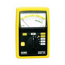 AEMC 1015 (1403.01) Analog Megohmmeter, 500V/1000V Test Voltage