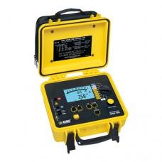 AEMC 1050 (2130.01) Digital/Analog Megohmmeter with Resistance & Continuity Measurement, 1000V Max Test Voltage