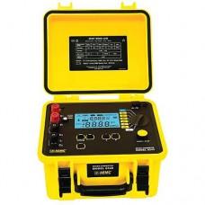 AEMC 6240 (2129.80) 10A Micro-Ohmmeter with 5µΩ to 400Ω Measurement Range