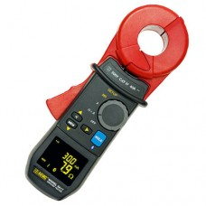 AEMC 6417 (2141.02) Clamp-On Ground Resistance Tester with Bluetooth, Alarm and Memory Functions