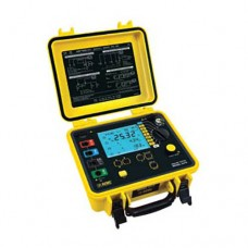 AEMC 6472 (2135.51) 2-Point, 3-Point and 4-Point Digital Ground Resistance Tester