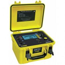 AEMC 6505 (2130.18) Digital/Analog Megohmmeter with Automatic DAR/PI, 5000V Max Test Voltage