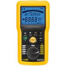 AEMC 6526 (2155.53) Digital/Analog Handheld Megohmmeter with Bluetooth & DataView Software