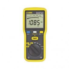 AEMC 6527 (2126.53) Digital Handheld Megohmmeter with AC/DC Voltmeter & Continuity Testing