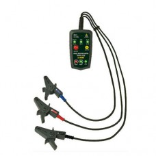 AEMC 6610 (2121.12) Non-Contact Phase Rotation Meter with Attached Test Leads