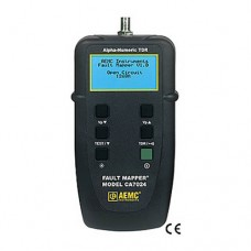 AEMC CA7024 (2127.80) TDR Cable Length Meter & Fault Locator Fault Mapper