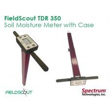 FieldScout TDR 350 Soil Moisture Meter with Case