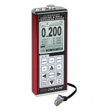 Checkline TI-CMX Combination Coating & Wall Thickness Gauge kit with T-102-2900 probe