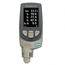 Defelsko PT-DPM1 Environment Meter / Dew Point Meter, Standard Model with Integrated Probe - DPM1-E
