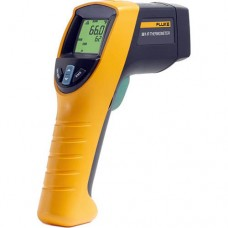 Fluke 561 Infrared and Contact Thermometer, -40-1022°F Range, 12:1 Ratio