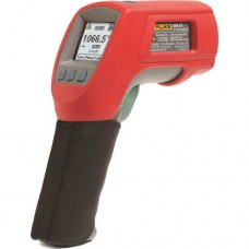Fluke 568 EX/ETL Intrinsically Safe Infrared and Contact Thermometer, -40-1472°F Range, 50:1 Ratio