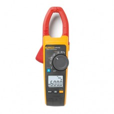 Fluke 374 FC Wireless True-RMS AC/DC Clamp Meter with Fluke Connect Compatibility, 600A AC/DC, 600V AC/DC