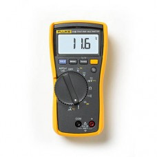 Fluke 116 True RMS AC/DC HVAC Multimeter with Temperature and Microamp Measurements Fluke Manufacturer Logo
