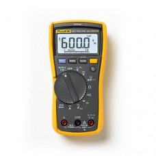 Fluke 117 True RMS AC/DC Electrician's Multimeter with Non-Contact Voltage Detection