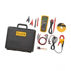 Fluke 1587/I400 FC True-RMS Megohmmeter Combo Kit with Fluke Connect Compatibility and AC Current Clamp
