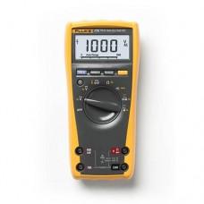 Fluke 179 ESFP True-RMS AC/DC Digital Multimeter, 1000V, with Analog Bargraph, Backlight and Temperature Measurement