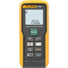 Fluke 419D Laser Distance Meter, 260 ft.