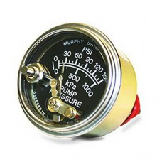 Murphy 20PW7-150 (05703154) Water Pressure Swichgage® with Lockout