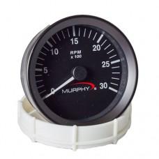 Murphy AT-30-A (20700246) 12/24 VDC Analog Tachometer