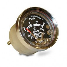 Murphy A20DP-15 (05700404) Differential Pressure Swichgage® with Polycarbonate Case
