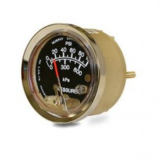 """Murphy A25P-100 (05704337) 2.5"""" Pressure Swichgage® with Polycarbonate Case"""