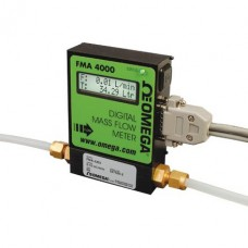 OMEGA FMA-4319 Programmable Gas Mass FlowMeters and Totalizers