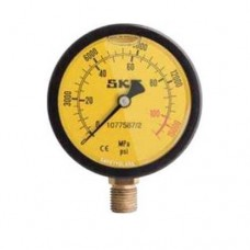 SKF 1077587/2 Process Pressure Gauges Accuracy 1% of Full Scale