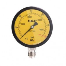 SKF 1077589 Pressures Gauges Accuracy 1% of Full Scale