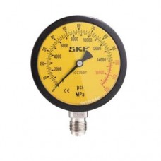 SKF 1077587 Pressure Gauges Accuracy 1% of Full Scale