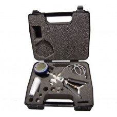 Druck PV211-104S-P-2-13-G [PV211104SP213G] Intrinsically Safe Pnematic Test Kit 300 psi 20 bar kit with NPT fittings and PV211 Test Pump (Gauge Model)