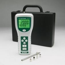 Extech 475044-SD Force Gauge Data Logger 196 Newtons (0.5 Percent Accuracy)