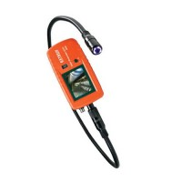 "Extech BR50 Video Borescope/Camera Tester 17mm Camera Diameter & 2.4"" Color TFT LCD Monitor"