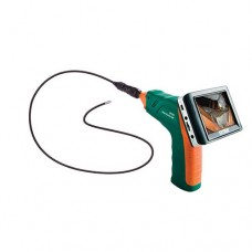 Extech BR250-4 4.5mm Video Borescope/Wireless Inspection Camera with 3.5 in. Color TFT LCD Wireless Monitor