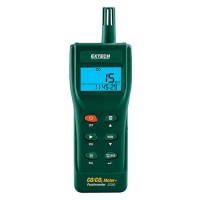 Extech CO260 Indoor Air Quality CO and CO2 Meter and Datalogger