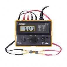 Extech 380462 220V Portable Precision Milliohm Meter