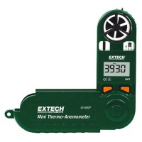 Extech 45168CP Thermo-Anemometer Mini with Built-in Compass