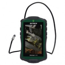 Extech BR90 Borescope Inspection Camera with Waterproof (IP67) Camera Probe and 4.3 in. Color TFT LCD Monitor