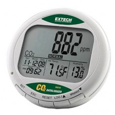 Extech CO210 Desktop Indoor Air Quality CO2 Monitor/Datalogger