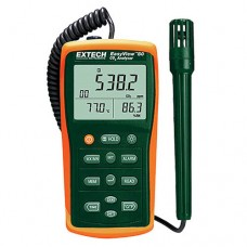 Extech EA80 EasyView Indoor Air Quality Meter/Datalogger Measures CO2