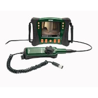 Extech HDV640W HD VideoScope with 6mm Semi-Rigid Video Inspection Camera