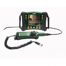Extech HDV640 VideoScope Video Inspection Camera with Articulating Probe