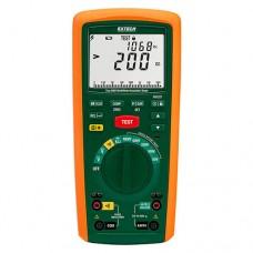 Extech MG325 True-RMS Insulation Tester Multimeter w/1000V Max Voltage 200GOhm Resistance & CAT IV