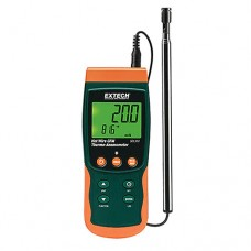 Extech SDL350 Hot Wire CFM Thermo-Anemometer/ Datalogger with 2G SD Card