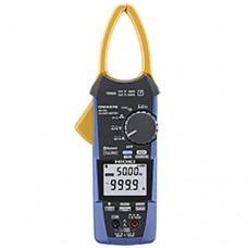 Hioki CM4376 AC/DC True-RMS Clamp Meter, 1000A AC/DC, 34mm Jaw Diameter, Built-in Bluetooth