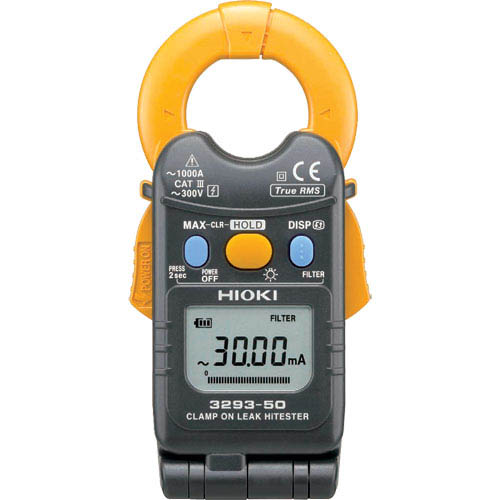 Continuity and CT6280 Current Sensor 600V//1000A with Resistance Hioki 3280-70F AC Clamp Meter